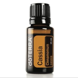 doTERRA Cassia Oil, 15mL, Sealed